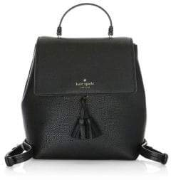 Kate Spade Hayes Street Leather Backpack