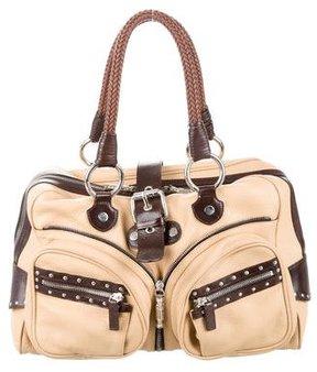 Versace Moto Tote Bag