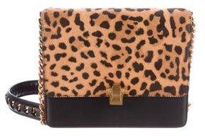 Roberto Cavalli Ponyhair Hera Crossbody Bag