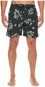 Quiksilver Waterman Los Palmas Volley Shorts Men's Shorts