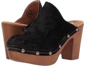 Sbicca Glitzy Women's Clog/Mule Shoes