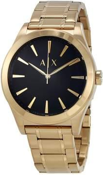 Armani Exchange Nico Black Dial Men's Watch