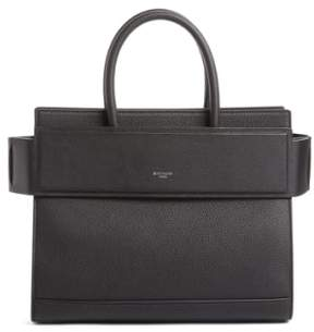 Givenchy Small Horizon Grained Calfskin Leather Tote