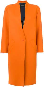 Cédric Charlier one button coat