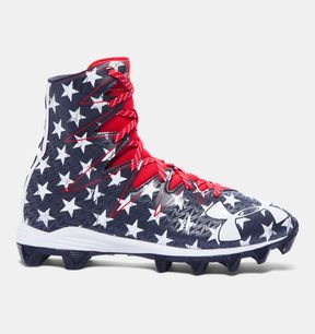 Under Armour Boys' UA Highlight RM Jr. Football Cleats — Limited Edition