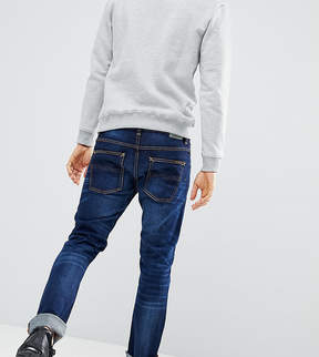 Nudie Jeans Grim Tim Jeans Dark Deep Worn