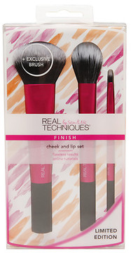 Real Techniques by Sam & Nic Chapman Cheek And Lip Set