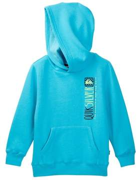 Quiksilver Checked Out Hoodie (Little Boys)