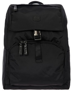Bric's X-Bag Travel Excursion Backpack - Black