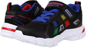 SKECHERS KIDS - Nitrate - Game Kicks OG 91538L Boy's Shoes