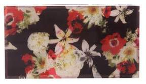 Alice + Olivia Floral Box Clutch