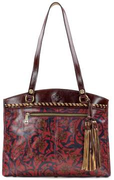 Patricia Nash Vintage Tapestry Collection Poppy Tote