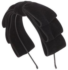 Jennifer Behr Velvet headband