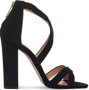Miss KG Faun faux-suede sandals