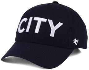 '47 Manchester City Club Team Script Mvp Cap