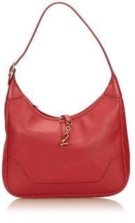 Hermes Pre-owned: Clemence Leather Trim Ii 31. - PINK - STYLE