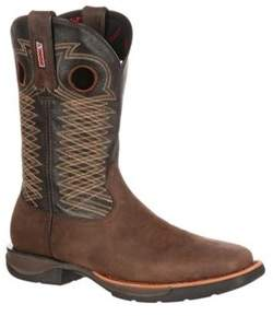 Rocky Men's 11 Lt Western Steel Toe Boot Rkw0139.