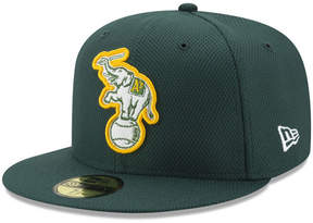 New Era Oakland Athletics Batting Practice Diamond Era 59FIFTY Cap
