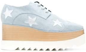 Stella McCartney denim Elyse sneakers
