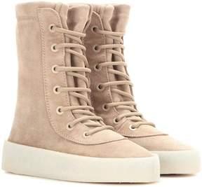 Yeezy Crêpe suede boots (SEASON 2)