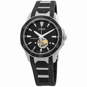 Citizen Signature Octavia Automatic Black Dial Men's Watch NB4018-04E
