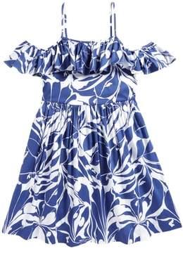 Milly Minis Bella Cold Shoulder Dress