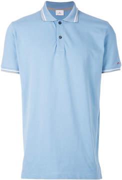 Peuterey classic collar polo shirt