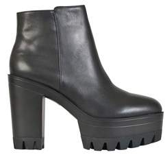 Windsor Smith Women's Black Leather Ankle Boots.