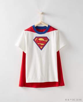Hanna Andersson JUSTICE LEAGUE SUPERMAN Tee Cape Set
