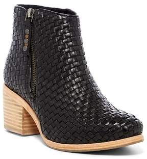 Kelsi Dagger Brooklyn Grove Woven Ankle Boot