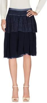 Crea Concept Knee length skirts