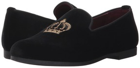 Dolce & Gabbana Crown Loafer Boy's Shoes