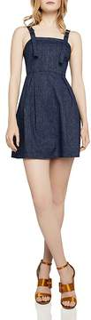 BCBGeneration Chambray A-Line Dress