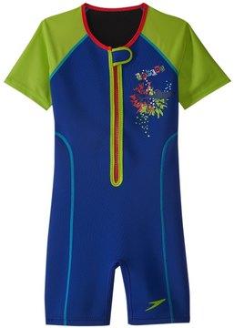 Speedo Boys' UPF 50+ Thermal Suit (2T10) - 8126413