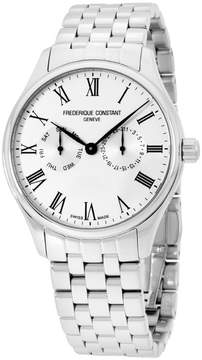 Frederique Constant Classics FC-259WR5B6B Stainless Steel 38mm Mens Watch