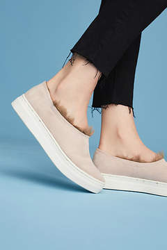 Anthropologie Liendo By Seychelles Sierra Slip-On Sneakers