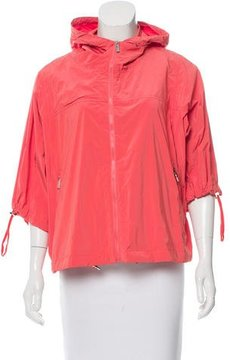 ADD Hooded Lightweight Jacket w/ Tags