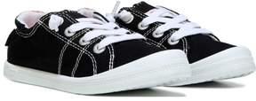 Roxy Kids' Bayshore Memory Foam Slip On Sneaker Pre/Grade School