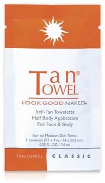 TanTowel Half-Body Classic Self-Tanning Towelette - Single