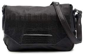Liebeskind Berlin Yokotef Ombre Lizard Embossed Leather Crossbody Bag
