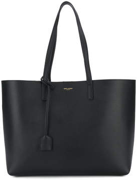 Saint Laurent Shopping tote - BLACK - STYLE