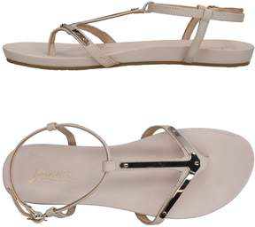 Ioannis Toe strap sandals