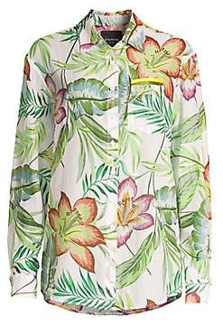 Le Superbe Women's Future Floral Shirt