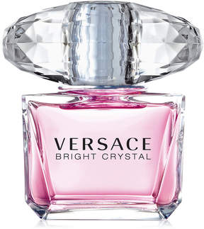 Versace Bright Crystal Eau de Toilette Spray, 3 oz.