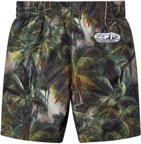 Molo Camo Palms North Board Shorts