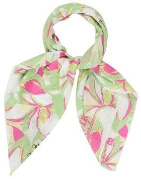Vivienne Westwood Floral Print Handkerchief