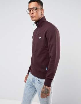 Ellesse Italia Half Zip Sweatshirt