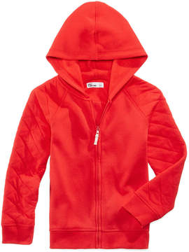 Epic Threads Quilted Full-Zip Hoodie, Little Boys (4-7), Created for Macy's