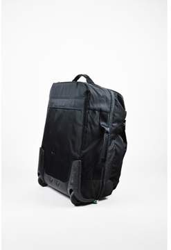 Tumi Pre-owned Black Nylon Rolling Backpack.