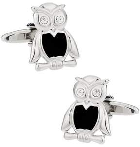 Bed Bath & Beyond Night Owl Cufflinks